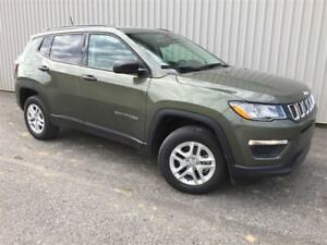 2018 Jeep Compass Sport Plus +Bluetooth+