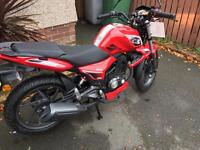 Keeway RK sport 125cc