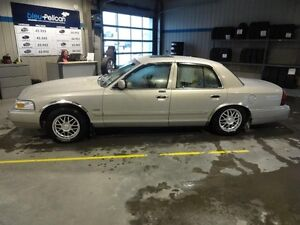 2008 Ford Grand Marquis