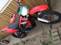 Gas gas ec 300 road legal 2007 2 stroke not 125 250 crf ktm yz