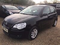 VOLKSWAGEN POLO 1.2 S Hatchback 5dr Petrol Manual * IDEAL FIRST CAR* CHEAP INSURANCE * HPI CLEAR