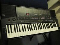 Swap or Sell Yamaha PSR-410 Keyboard and Stand.