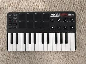 AKAI MPK MINI - compact MIDI keyboard