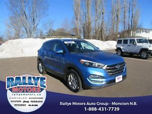 2016 Hyundai Tucson Premium! AWD! ONLY 14K! Back-Up! Alloy! Heat