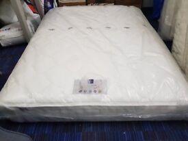 5ft Kingsize Rest Assured Cleeve Silk 1400 pocket mattress