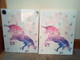 2 X unicorn pictures