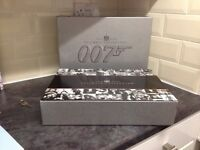 James Bond boxed collection