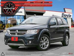 2014 Dodge Journey LIMITED 1-OWNER TRADE-IN!!!
