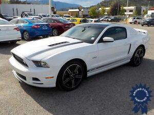 2014 Ford Mustang GT California Special Rear Wheel Drive, 5.0L