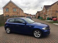 BMW 1 SERIES 120D SE 2.0 DIESEL AUTOMATIC, MOT 12 MONTHS, LOW MILEAGE