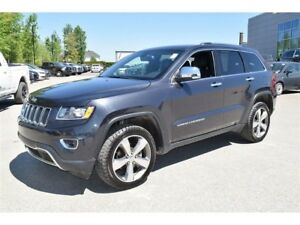 2016 Jeep Grand Cherokee Lmited 4x4