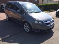 Vauxhall zafira Seven seater please ring on 07981340395