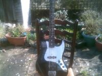 Tokai Jazz Sound bass Japan 1984