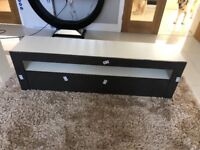 Brand new Grey and white Tv cabinet