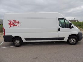 Citroen Relay L3 H2 Panel Van NO VAT