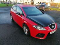 Seat Leon Fr 2.0 TFSI with Mot 20/07/2021 only 83000 miles
