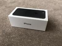 IPHONE 7 MATT BLACK 256gb, ON EE, TMOBILE & VIRGIN, BOXED EX CONDITION & WARRANTY, rrp £799 MAY SWAP