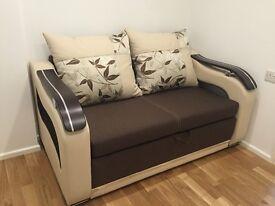 Furniture Village Boardwalk furniture village boardwalk deluxe corner chaise sofa bed | in