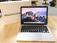 Apple MacBook Pro 13 inch Retina Display, Mid 2014, 8GB Ram, 256GB SSD, Boxed,as new