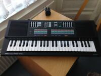 YAMAHA PSS-470 Synthesiser/ Keyboard