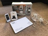 Tommee Tippee monitor and sensor mat