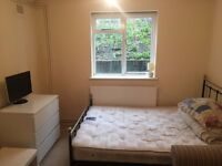 Lovely large double bedroom in Tufnell Park