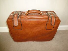 Small soft bodied suitcase