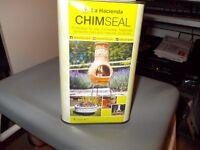 1 litre cans of La Hacienda CHIMSEAL
