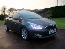 2014 KIA CEED 1.6 CRDI2 ECODYNAMICS CRDI* ZERO ROAD TAX*LOW MILES*