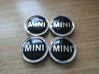 Mini wheel centre caps