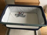 Chicco next to me bed -excellent condition & special edition