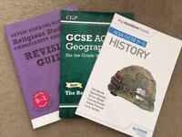 GCSE Revision Guides- History, Geography and Religious Studies