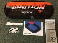 Ozone Ignition V2 3 Line Trainer Kite