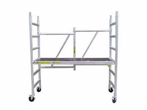 Brand New Aluminium Mobile Scaffold: 2m High for Sale! $389+GST Revesby Bankstown Area Preview