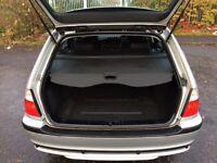(((DIESEL- ESTATE))) BMW 320 DIESEL SE TOURING ESTATE* MOT-1 YEAR* 1 OWNER*FULL SERVICE*LARGE BOOT*