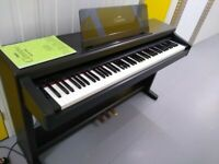 Yamaha Clavinova CLP123 piano with 88 keys