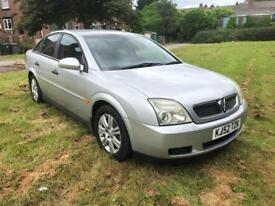 52 REG VAUXHALL VECTRA 2.2 LS 5 DOORS-GENUINE 66,000 MILES-FULL DEALER HISTORY-12 MONTH MOT TEST