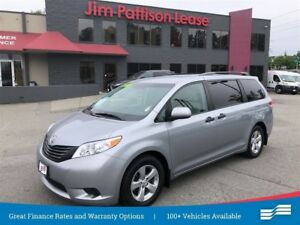 2014 Toyota Sienna 7 Pass, local/no accidents