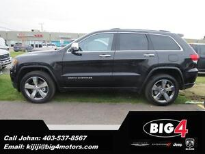 "2015 Jeep Grand Cherokee Limited, Leather NAV, 20"" wheels"