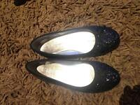 Size 4 ballet pumps