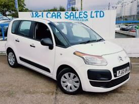 CITROEN C3 PICASSO 1.4 PICASSO VT 5d 94 BHP A GREAT EXAMPLE INSIDE AN (white) 2012