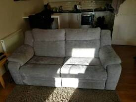 2/3 seater recliner