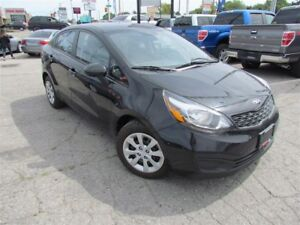 2014 Kia Rio LX | ONE OWNER | HEATED SEATS | BLUETOOTH