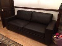Sofa bonded leather