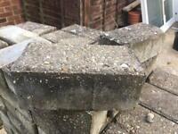 Paving bricks x224 used