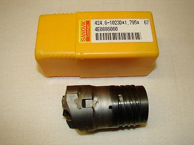 New Sandvik Coromant Drill Head 424.6-1023d