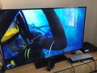 "55"" Samsung UE55F9000 Ultra high defintion 4K Smart TV RRP: £3999"