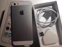 iPhone 5s 16gb silver ( unlocked) any network