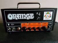Orange Jim Root Dark Terror