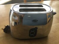 Breville Toaster, stainless steel, Fab Condition